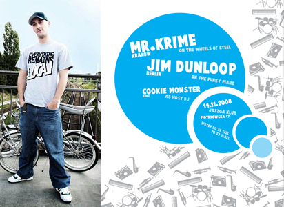 Jim Dunloop & Mr.Krime